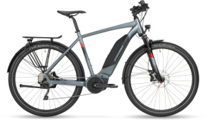 High-End Pedelecs von Stevens Bikes e-6x Tour Gent